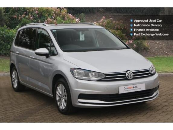 Volkswagen Touran 2.0 Tdi Se Family 5Dr Diesel Estate