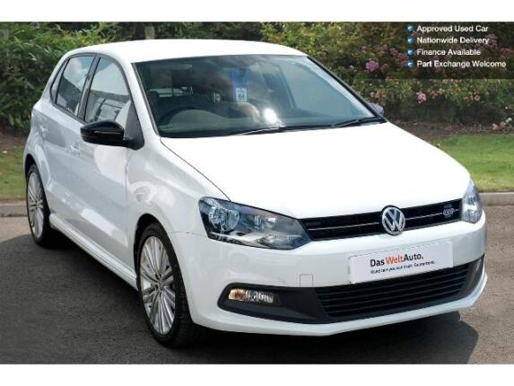 Volkswagen Polo 1.4 Tsi Act Bluegt 5Dr Petrol Hatchback