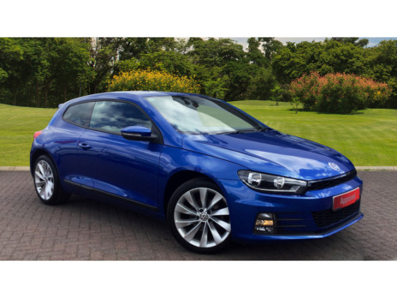 Volkswagen Scirocco 2.0 Tdi Bluemotion Tech Gt 3Dr Diesel Coupe