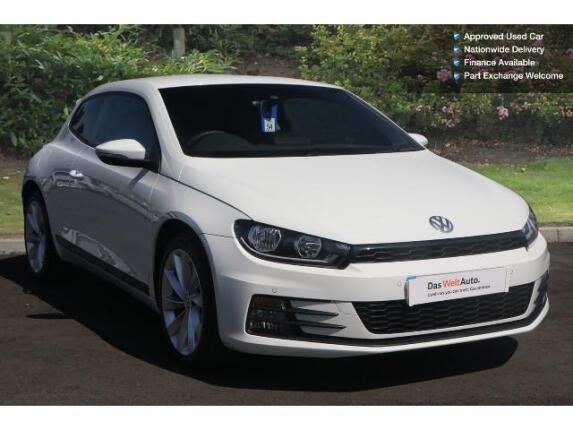 Volkswagen Scirocco 2.0 Tdi 184 Bluemotion Tech Gt 3Dr Diesel Coupe