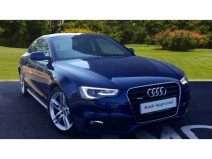 Audi A5 3.0 Tdi 245 Quattro S Line 2Dr S Tronic [nav] Diesel Coupe