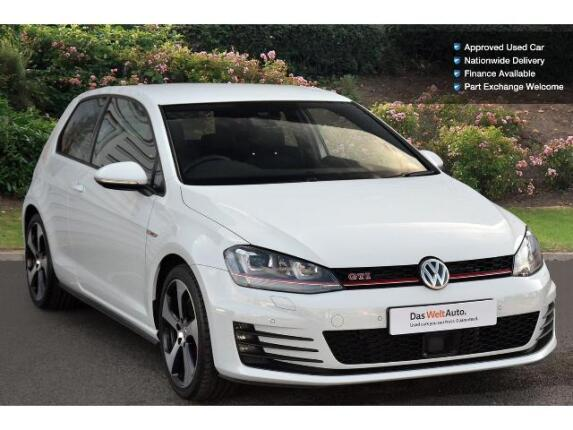 Volkswagen Golf 2.0 Tsi Gti 3Dr [performance Pack/Nav] Petrol Hatchback