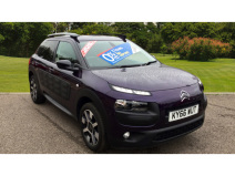 Citroen C4 Cactus 1.6 Bluehdi Flair 5Dr [non Start Stop] Diesel Hatchback