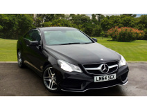 Mercedes-Benz E-Class E250 Cdi Amg Sport 2Dr 7G-Tronic Diesel Coupe