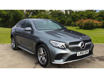 Mercedes-Benz GLC Coupe Glc 220D 4Matic Amg Line 5Dr 9G-Tronic Diesel Estate