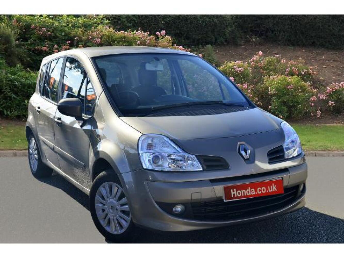 used renault grand modus 1 5 dci 88 dynamique 5dr diesel. Black Bedroom Furniture Sets. Home Design Ideas