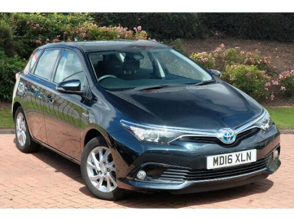 Toyota Auris 1.8 Hybrid Business Edition Tss 5Dr Cvt Hybrid Hatchback