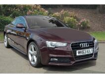 Audi A5 2.0 Tdi 177 S Line 2Dr Diesel Coupe