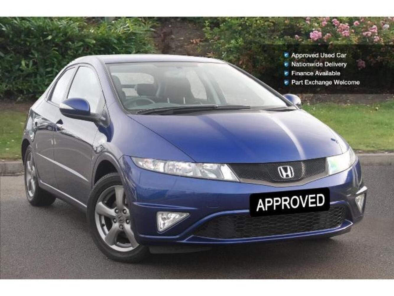 used honda civic 1 4 i vtec si 5dr petrol hatchback for sale vertu honda. Black Bedroom Furniture Sets. Home Design Ideas