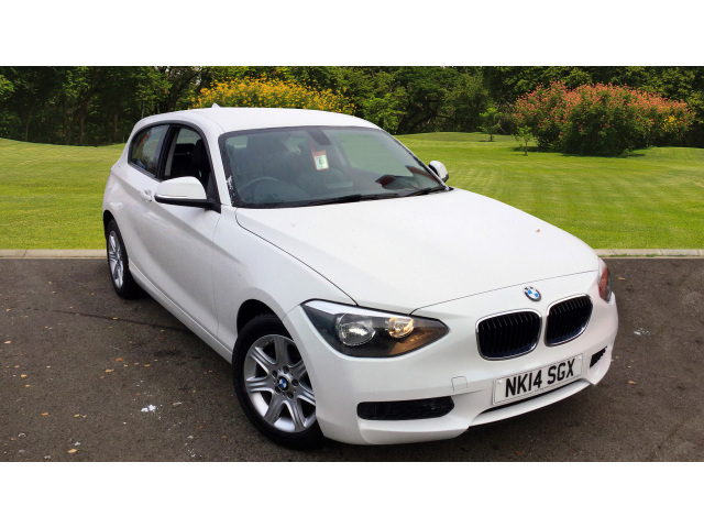 enquire on a used bmw 1 series 114d es 3dr diesel hatchback vertu honda. Black Bedroom Furniture Sets. Home Design Ideas