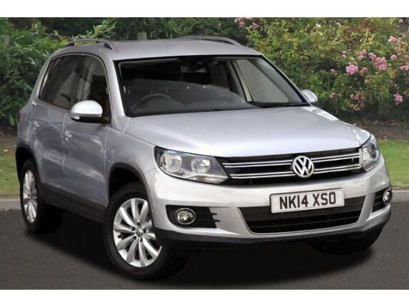 Volkswagen Tiguan 2.0 Tdi Bluemotion Tech Match 5Dr Dsg Diesel Estate