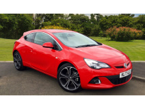 Vauxhall GTC 1.4T 16V 140 Limited Edition 3Dr [nav/Leather] Petrol Coupe