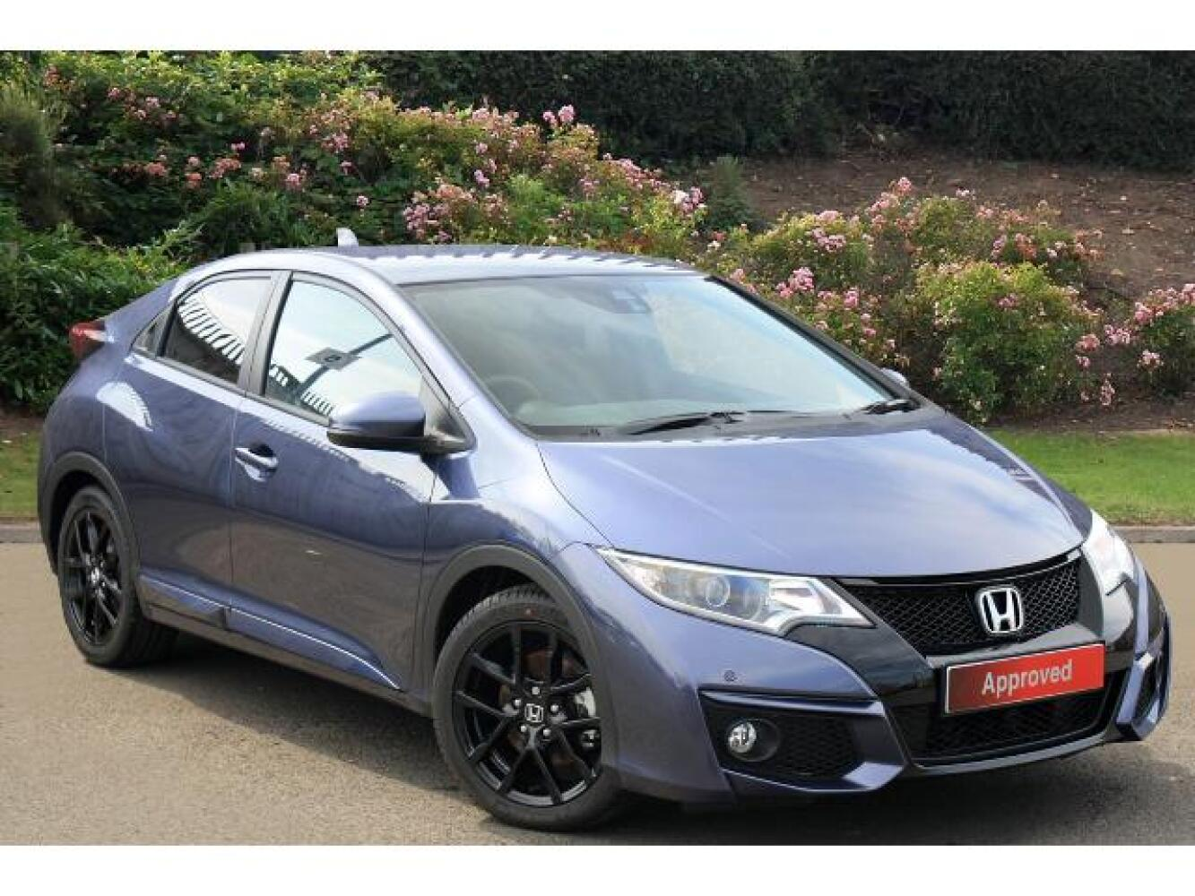 used honda civic 1 6 i dtec sport 5dr nav diesel hatchback for sale vertu honda. Black Bedroom Furniture Sets. Home Design Ideas