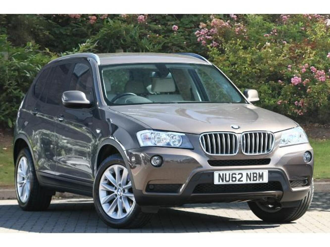 used bmw x3 xdrive30d se 5dr step auto diesel estate for sale vertu honda. Black Bedroom Furniture Sets. Home Design Ideas
