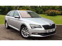 SKODA Superb 1.6 Tdi Cr Se 5Dr Dsg Diesel Estate
