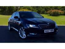 SKODA Superb 2.0 Tdi Cr Se L Executive 5Dr Dsg Diesel Hatchback