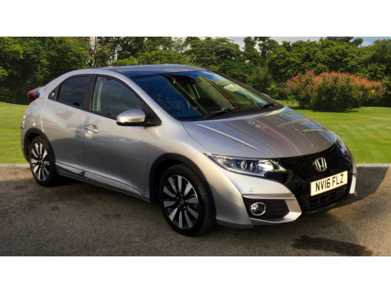 used honda civic 1 8 i vtec sr 5dr auto petrol hatchback for sale vertu honda. Black Bedroom Furniture Sets. Home Design Ideas