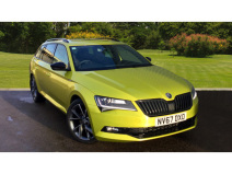 SKODA Superb 2.0 Tdi Cr 190 Sport Line 5Dr Dsg [7 Speed] Diesel Estate