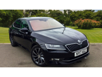 SKODA Superb 2.0 Tdi Cr Laurin + Klement 5Dr Dsg Diesel Hatchback