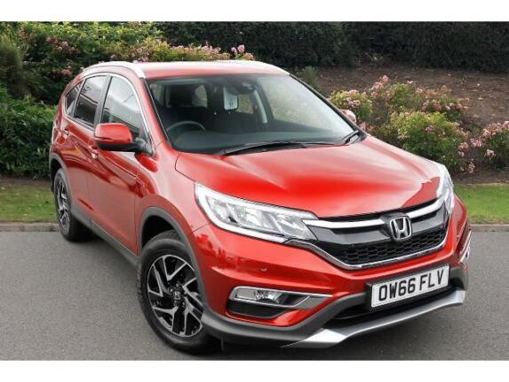 Honda CR-V 2.0 I-Vtec Se Plus 5Dr Petrol Estate