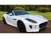 Jaguar F-Type 5.0 Supercharged V8 R 2Dr Auto Awd Petrol Convertible