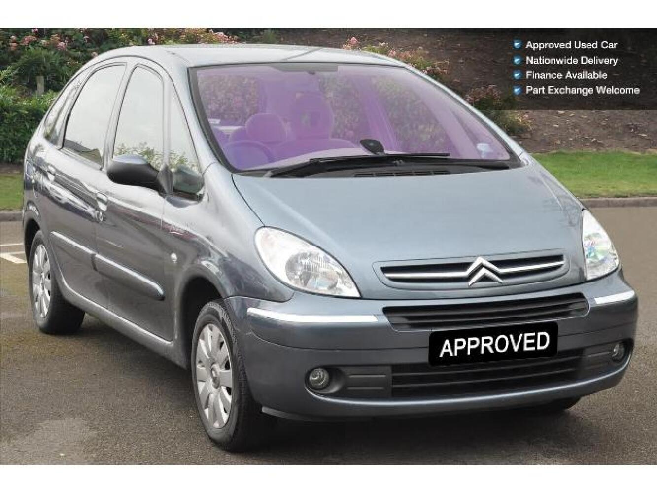 used citroen xsara picasso 1 6 hdi exclusive 5dr diesel estate for sale vertu honda. Black Bedroom Furniture Sets. Home Design Ideas