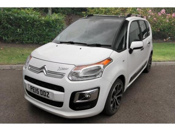 Citroen C3 Picasso 1.6 Hdi 8V Selection 5Dr Diesel Estate