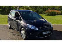 Ford Grand C-MAX 1.6 Tdci Titanium 5Dr Diesel Estate