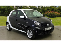 Smart forfour Hatchback 1.0 Passion 5Dr Auto Petrol Hatchback