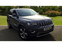 Jeep Grand Cherokee 3.0 Crd Overland 5Dr Auto Diesel Station Wagon