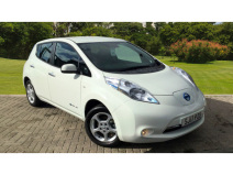 Nissan Leaf Acenta 30Kwh 5Dr Auto [6.6Kw Charger] Electric Hatchback