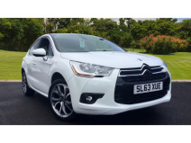 Citroen DS4 1.6 E-Hdi 115 Airdream Dstyle 5Dr Egs6 Diesel Hatchback