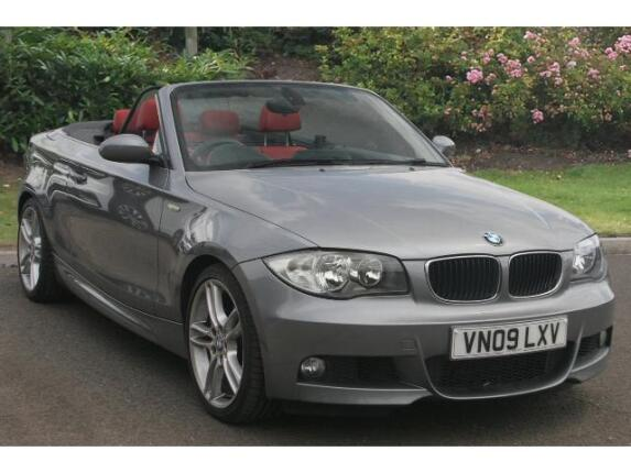 BMW 1 Series 125I M Sport 2Dr Petrol Convertible