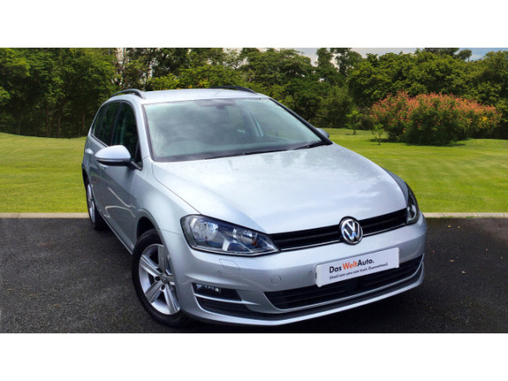 Volkswagen Golf 1.6 Tdi 110 Match Edition 5Dr Diesel Estate