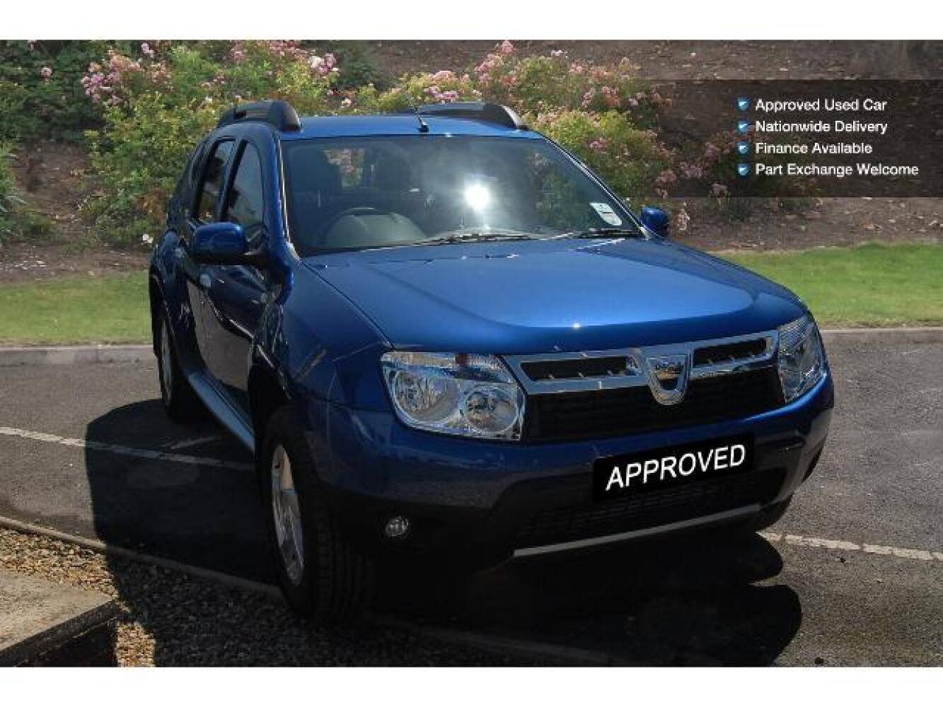 used dacia duster 1 5 dci 110 laureate 5dr 4x4 diesel estate for sale vertu honda. Black Bedroom Furniture Sets. Home Design Ideas