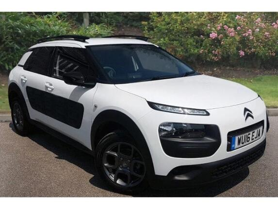 Citroen C4 Cactus 1.6 Bluehdi Feel 5Dr [non Start Stop] Diesel Hatchback