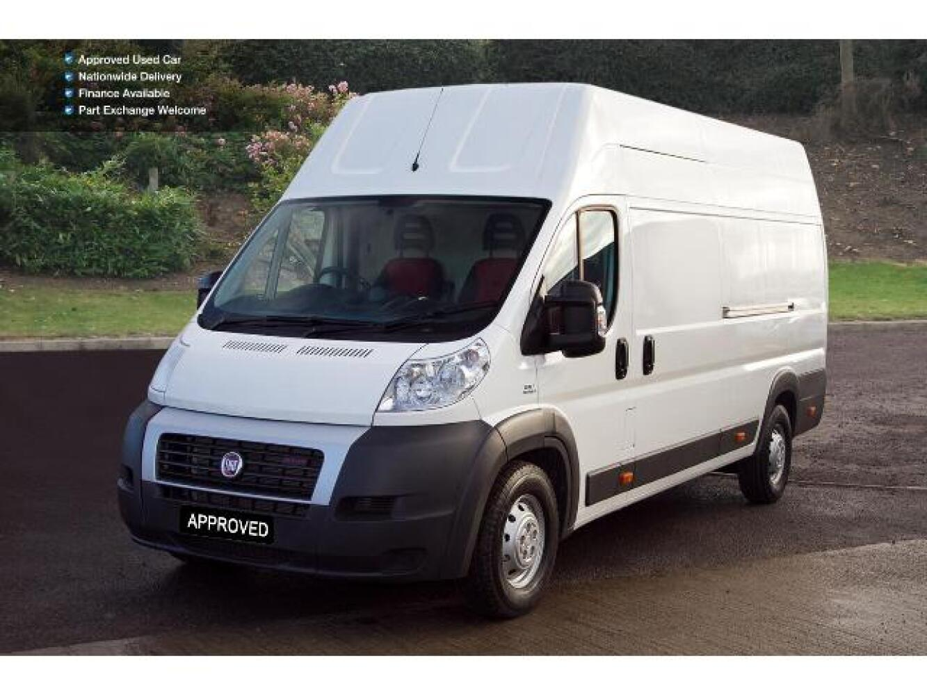 used fiat ducato 3 0 multijet high roof van 180 power