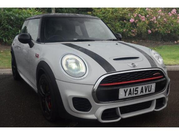 Mini Hatchback 2.0 John Cooper Works 3Dr Petrol Hatchback
