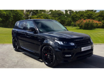 Land Rover Range Rover Sport 3.0 Sdv6 [306] Autobiography Dynamic 5Dr Auto Diesel Estate