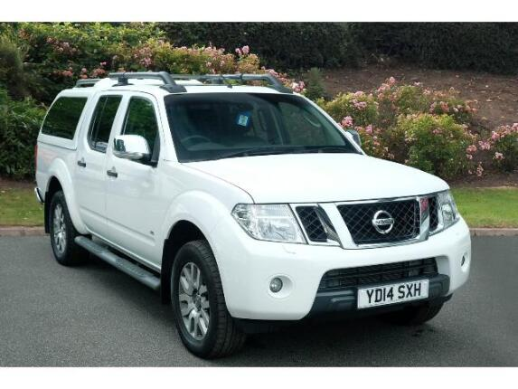 Nissan Navara Diesel Double Cab Pick Up Outlaw 3.0Dci V6 231 4Wd Auto