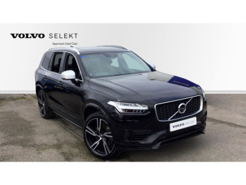 Volvo Xc90 2.0 T8 Hybrid R Design Pro 5Dr Geartronic Estate