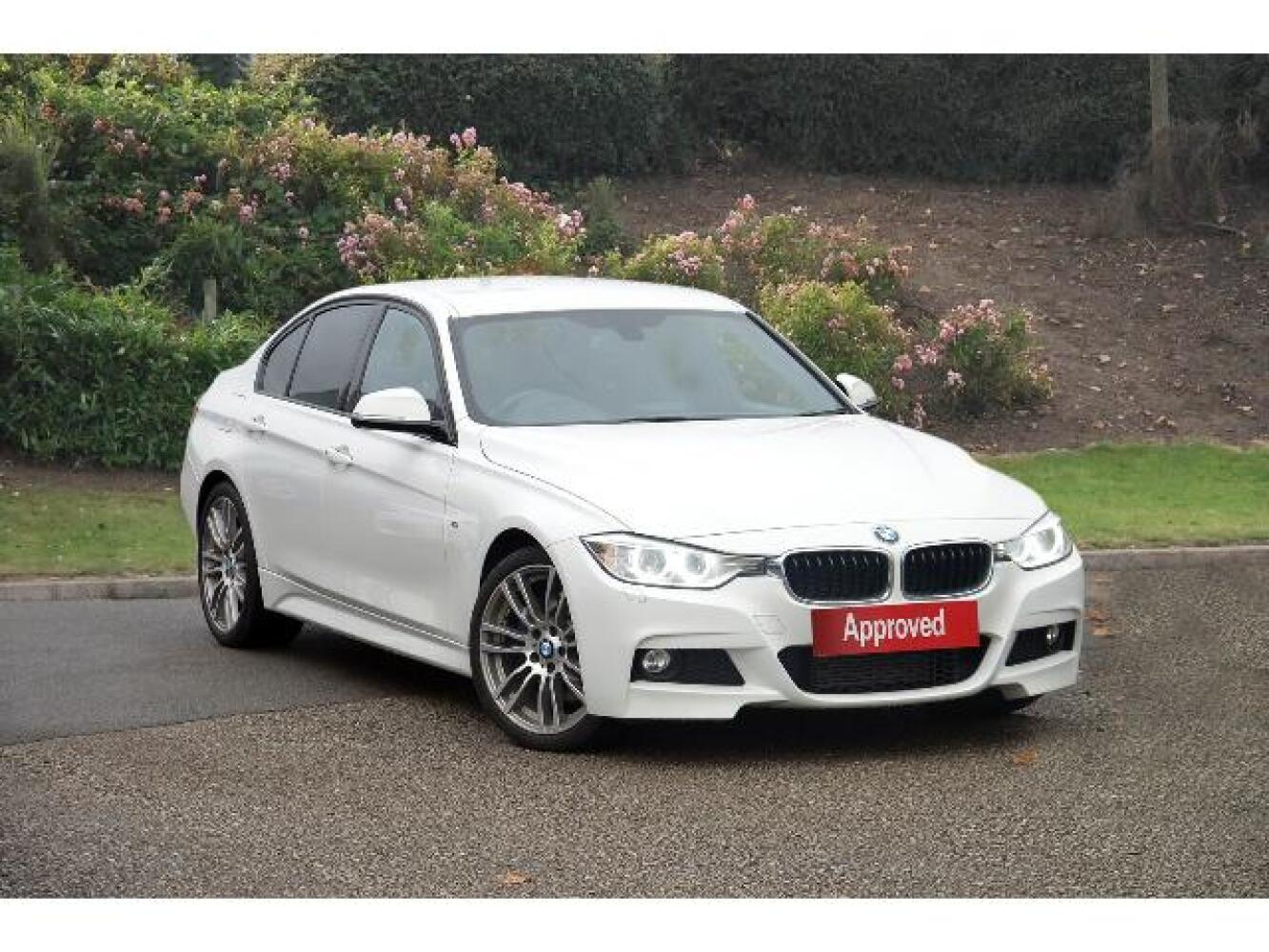 used bmw 3 series 318d m sport 4dr diesel saloon for sale vertu honda. Black Bedroom Furniture Sets. Home Design Ideas