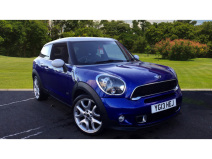 Mini Paceman 1.6 Cooper S All4 3Dr [chili Pack] Petrol Coupe