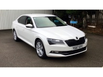 SKODA Superb 2.0 Tdi Cr Se L Executive 5Dr Diesel Hatchback