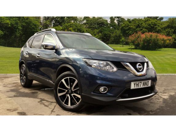 Nissan X-Trail 1.6 Dci N-Vision 5Dr Xtronic Diesel Station Wagon