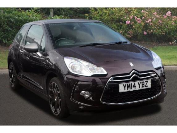 Citroen DS3 1.6 Vti 16V Dstyle Plus 3Dr Petrol Hatchback