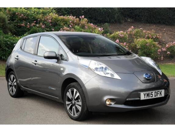 Nissan Leaf Tekna 5Dr Auto Electric Hatchback