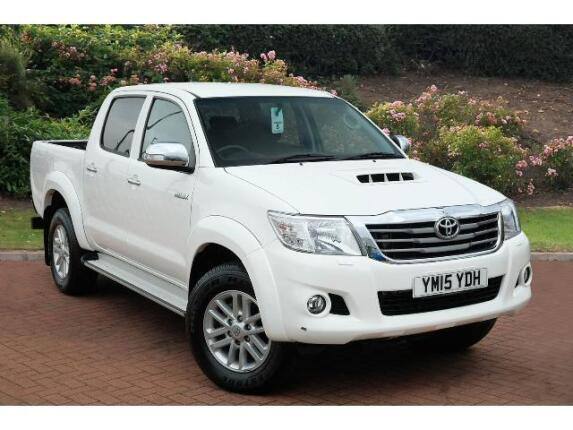 Toyota Hilux Diesel Icon D/Cab Pick Up 2.5 D-4D 4Wd 144
