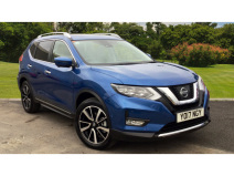 Nissan X-Trail 2.0 Dci Tekna 5Dr Xtronic [7 Seat] Diesel Station Wagon