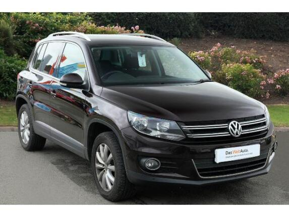 Volkswagen Tiguan 2.0 Tdi Bluemotion Tech Match 5Dr Diesel Estate